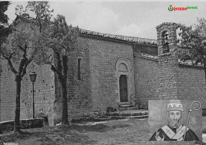 Papa Alessandro IV da Jenne, e l'irrisolto mistero della tomba pontificale