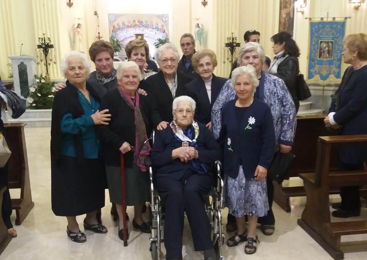 Grande festa a Jenne per i 100 anni di nonna Giovanna