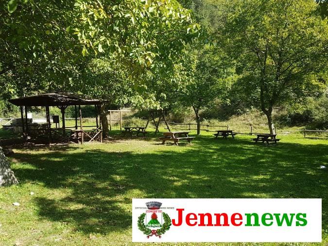 """Jenne, al via la """"Giornata del Camminare"""" nel percorso Naturale di Parchi"""