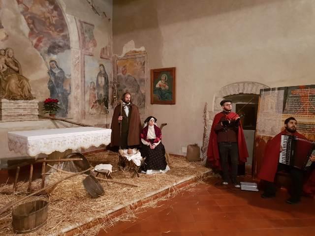 Jenne come Betlemme, grande successo per il Presepe Vivente nel fascino del bellissimo borgo