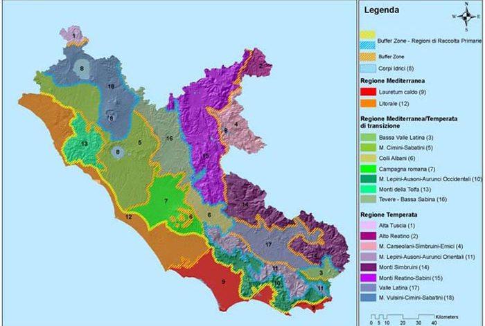 Progetto Latium, approvato a Jenne il protocollo di intesa per la valorizzazione turistica del territorio