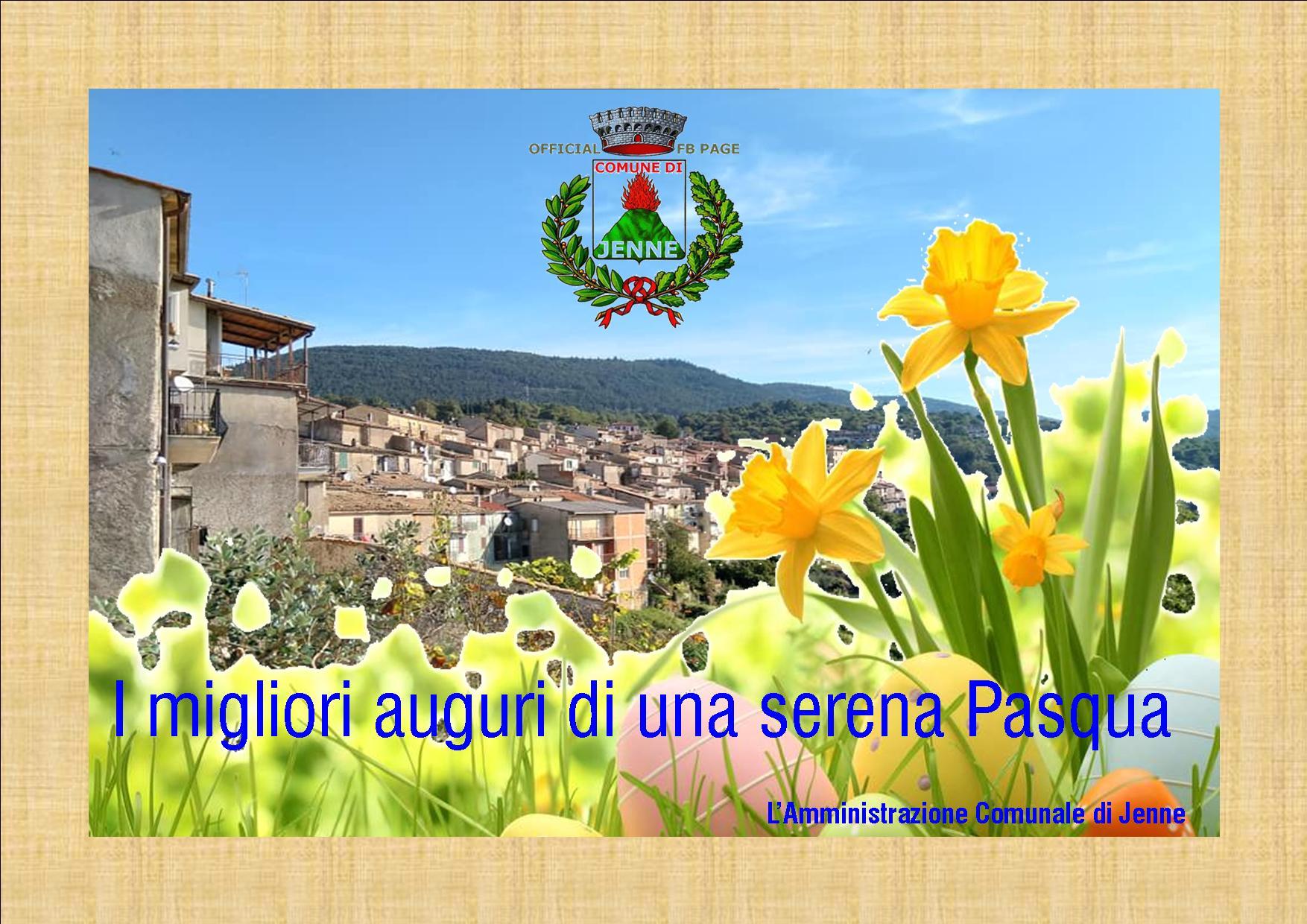 In arrivo la Santa Pasqua 2019, l'augurio di pace e solidarietà dell'amministrazione comunale