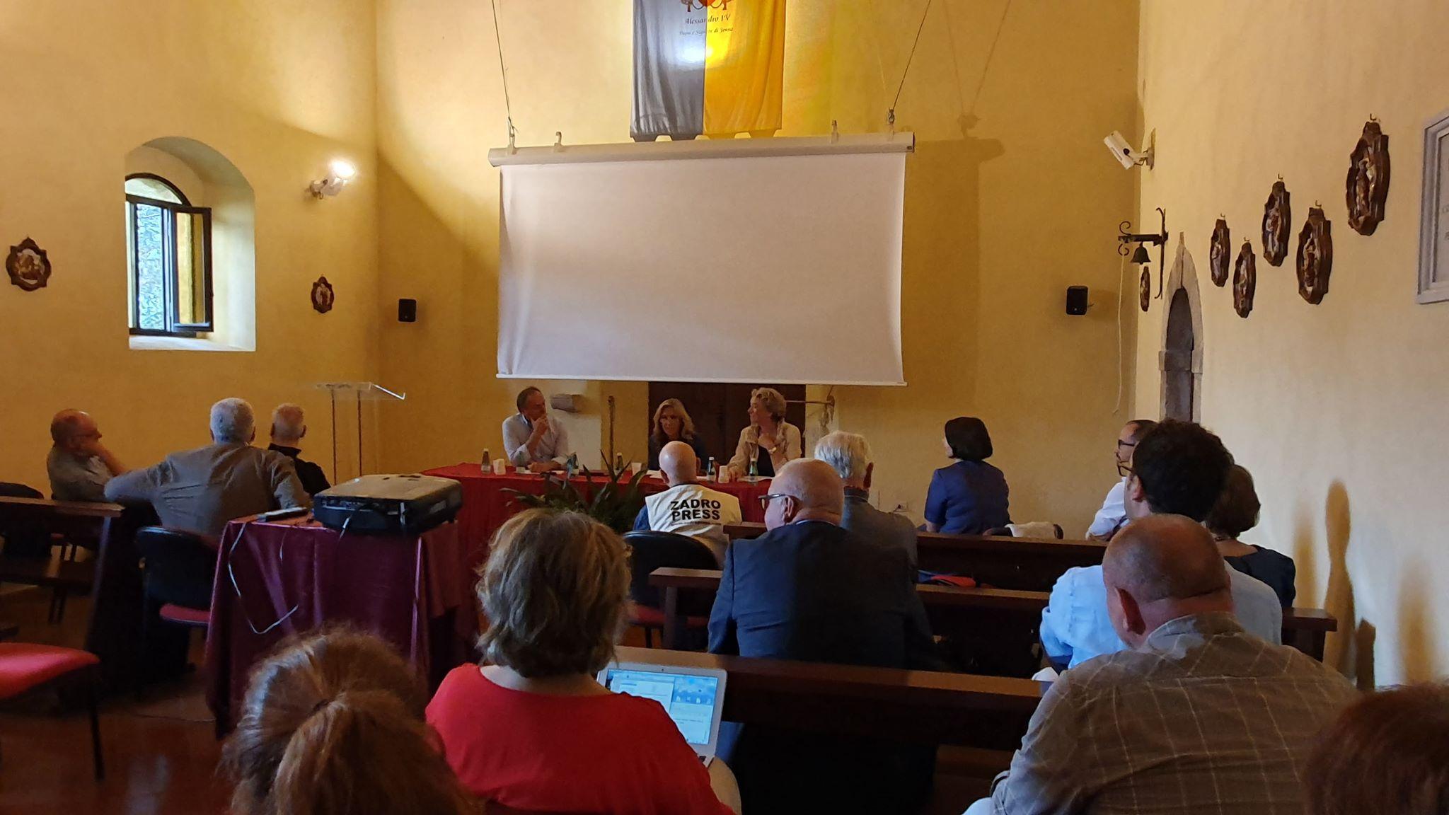 Intensa giornata di cultura a Jenne dedicata a Papa Alessandro IV con concerto serale di inizio estate