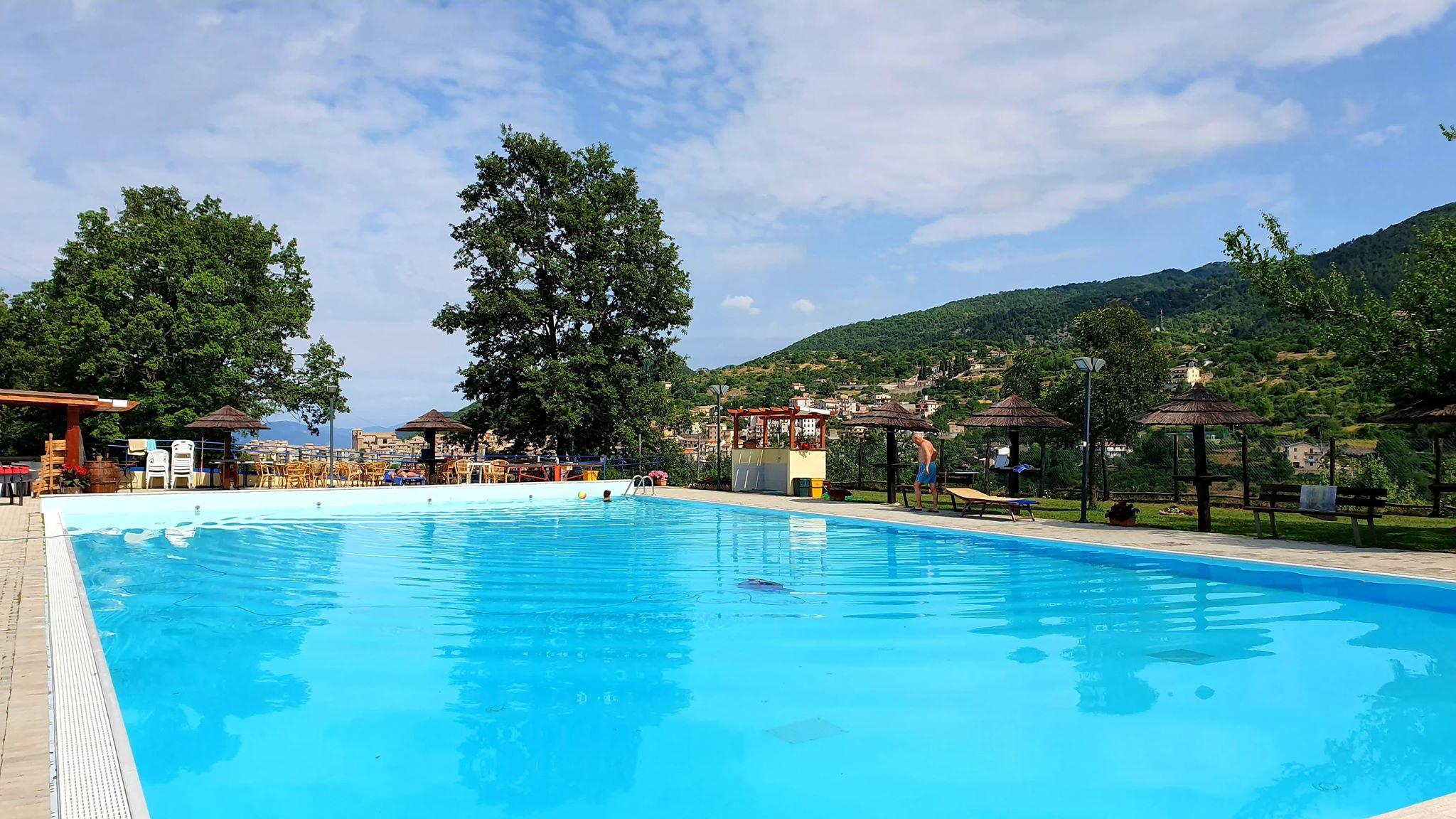 Al Lescuso di Jenne una estate tutta da vivere: relax, cultura, ambiente, percorsi, grest per ragazzi
