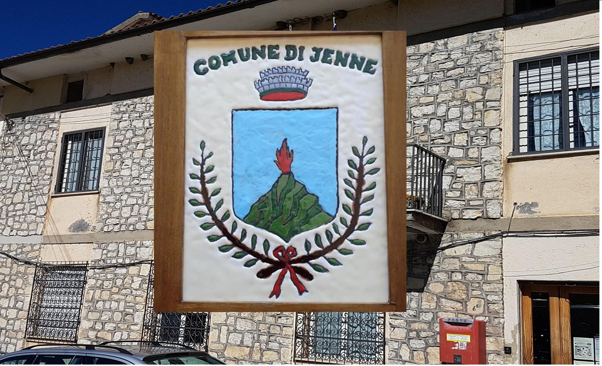 """La storia di Jenne attraverso lo stemma ufficiale che deriva dalle antichissime """"carbonere"""""""