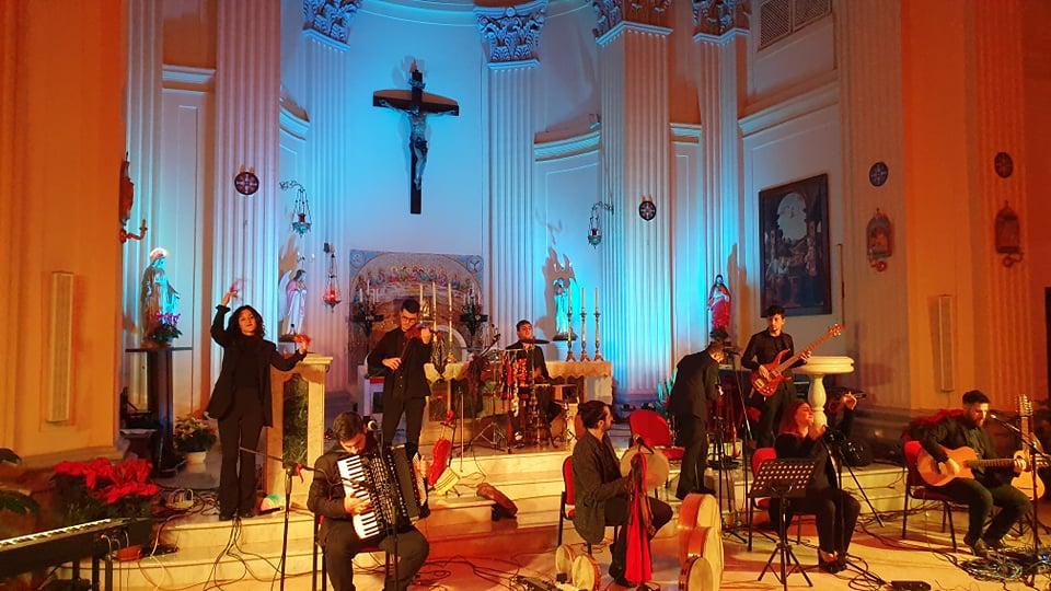 L'incanto del Natale a Jenne con i Trillanti tra folklore, fede e vernacolo