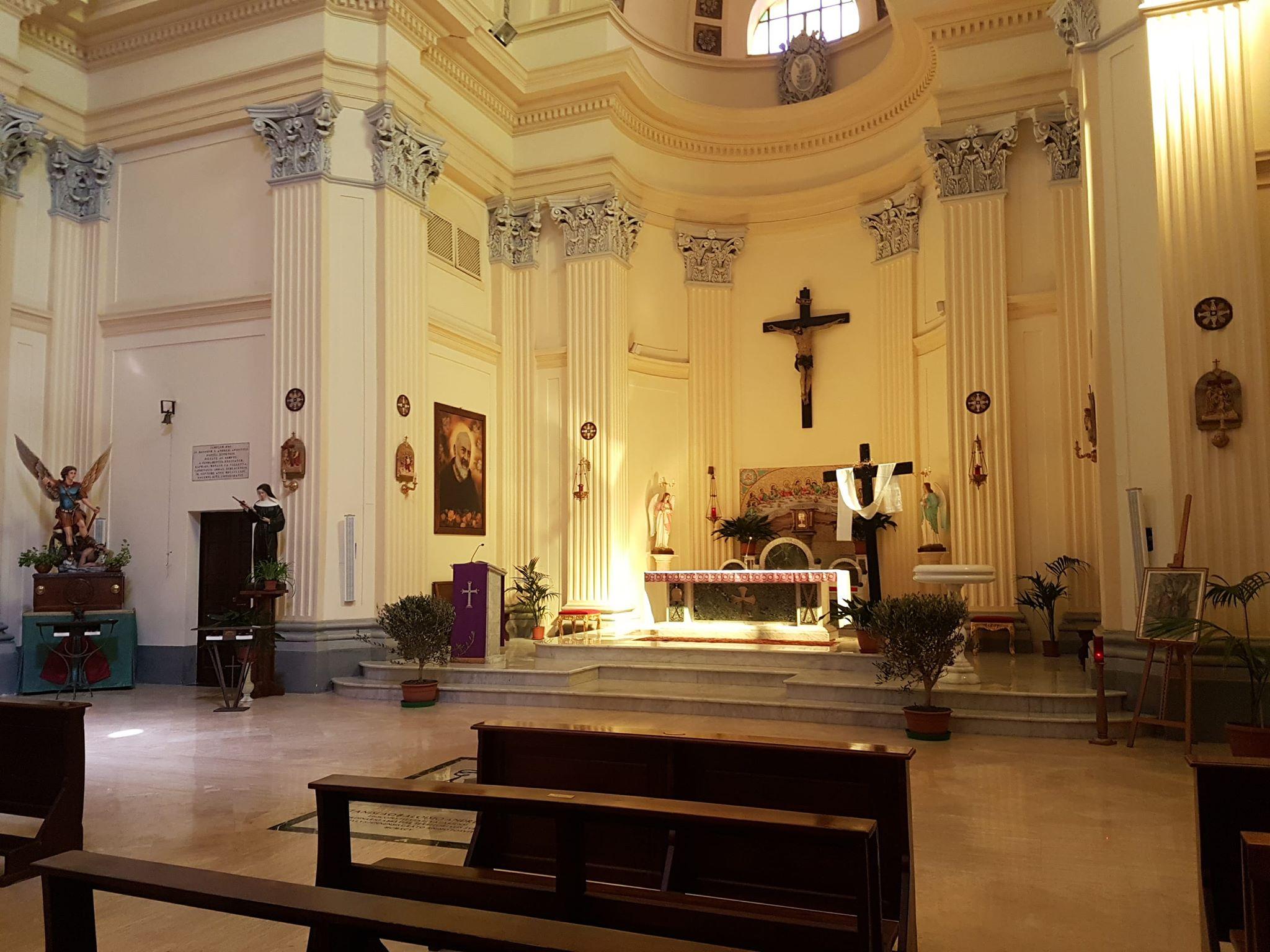 Emergenza Covid – a Jenne via Crucis in filodiffusione dalla Chiesa di Sant'Andrea Apostolo