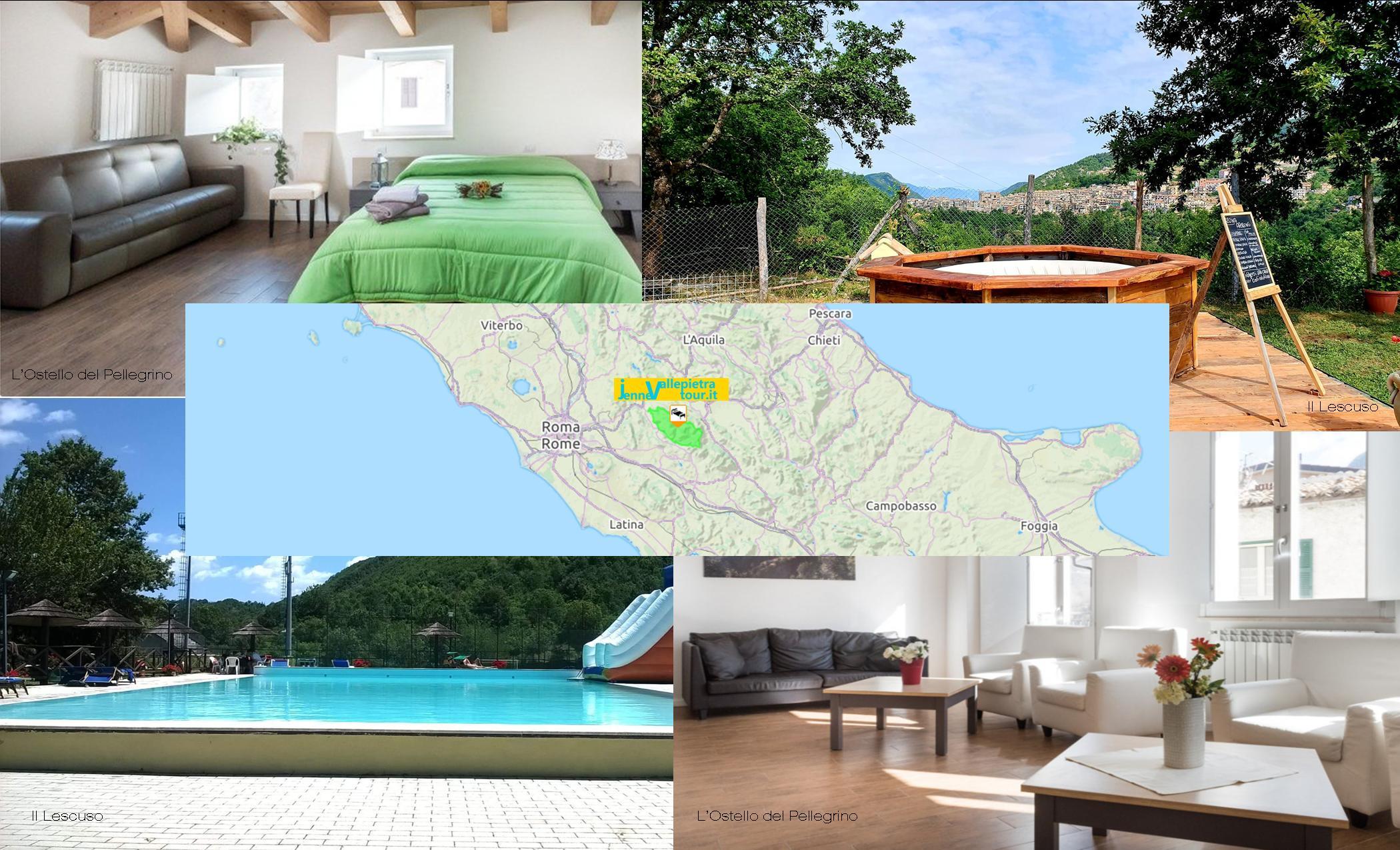 Al via jennevallepietratour, il nuovo progetto di interesse turistico ricettivo in alta valle Aniene