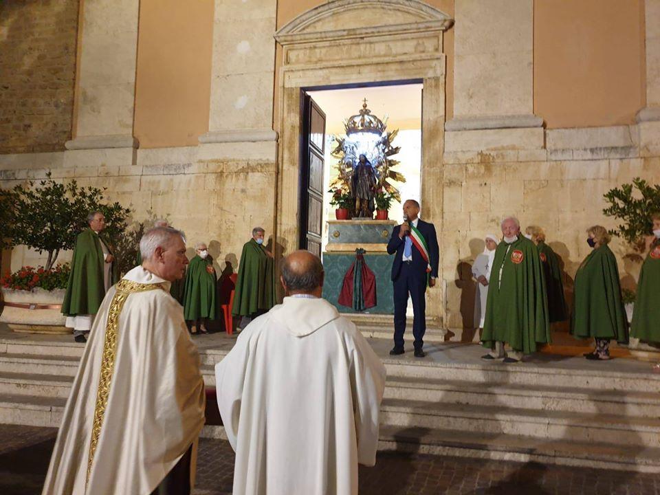 Jenne festeggia l'amato patrono San Rocco