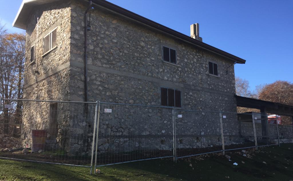 Rifugio montano Fondi di Jenne: conclusi i lavori della seconda fase