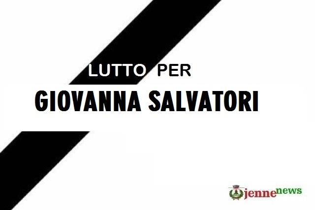 Lutto a Jenne per la scomparsa di Giovanna Salvatori