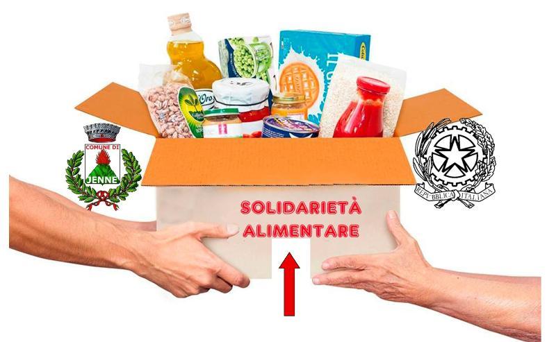 Misure di solidarietà alimentare, pubblicato l'avviso pubblico per la presentazione delle domande