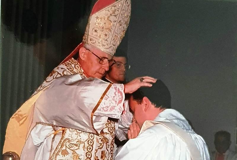 Jenne, don Gaetano Maria Saccà verso il XXV° anniversario dell'ordinazione presbiteriale