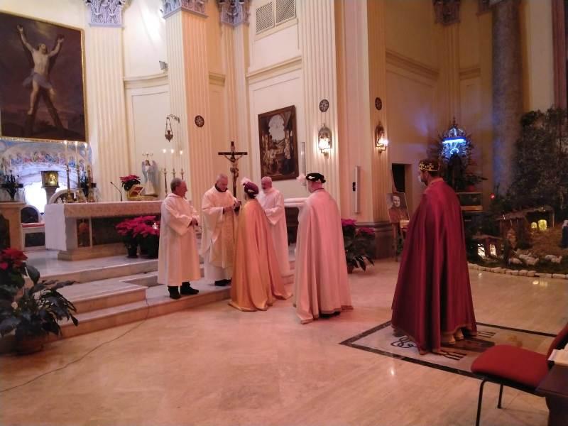 Jenne, concluse le feste con la Pasqua Epifania: suggestivo l'arrivo dei re Magi